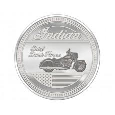 인디언 모터사이클 기념 주화